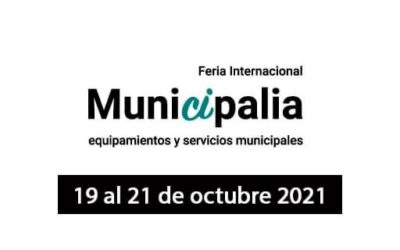 ¡NOS VEMOS EN MUNICIPALIA 2021!